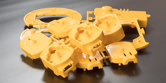 Using Core-outs to Reduce the Weight of Plastic Parts